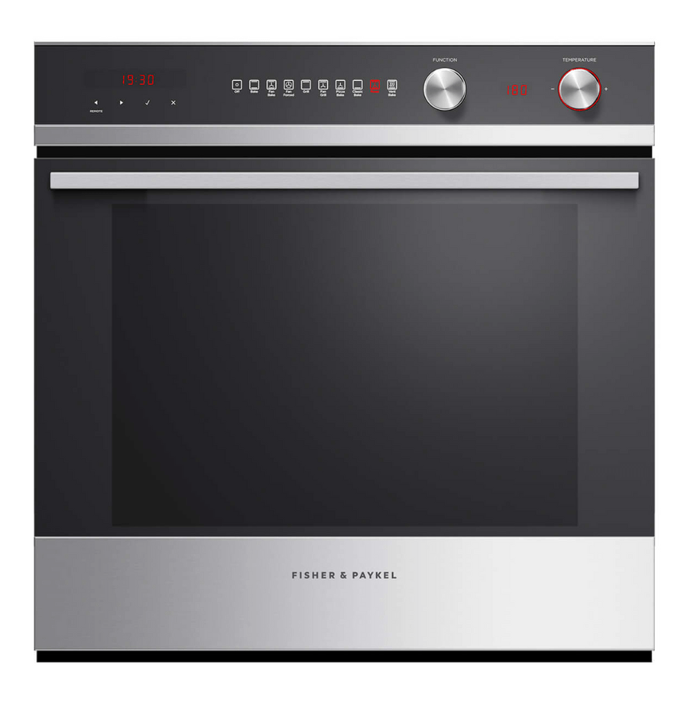 Fisher &Paykel 60cm 9 Function Oven Fan Forced S/S