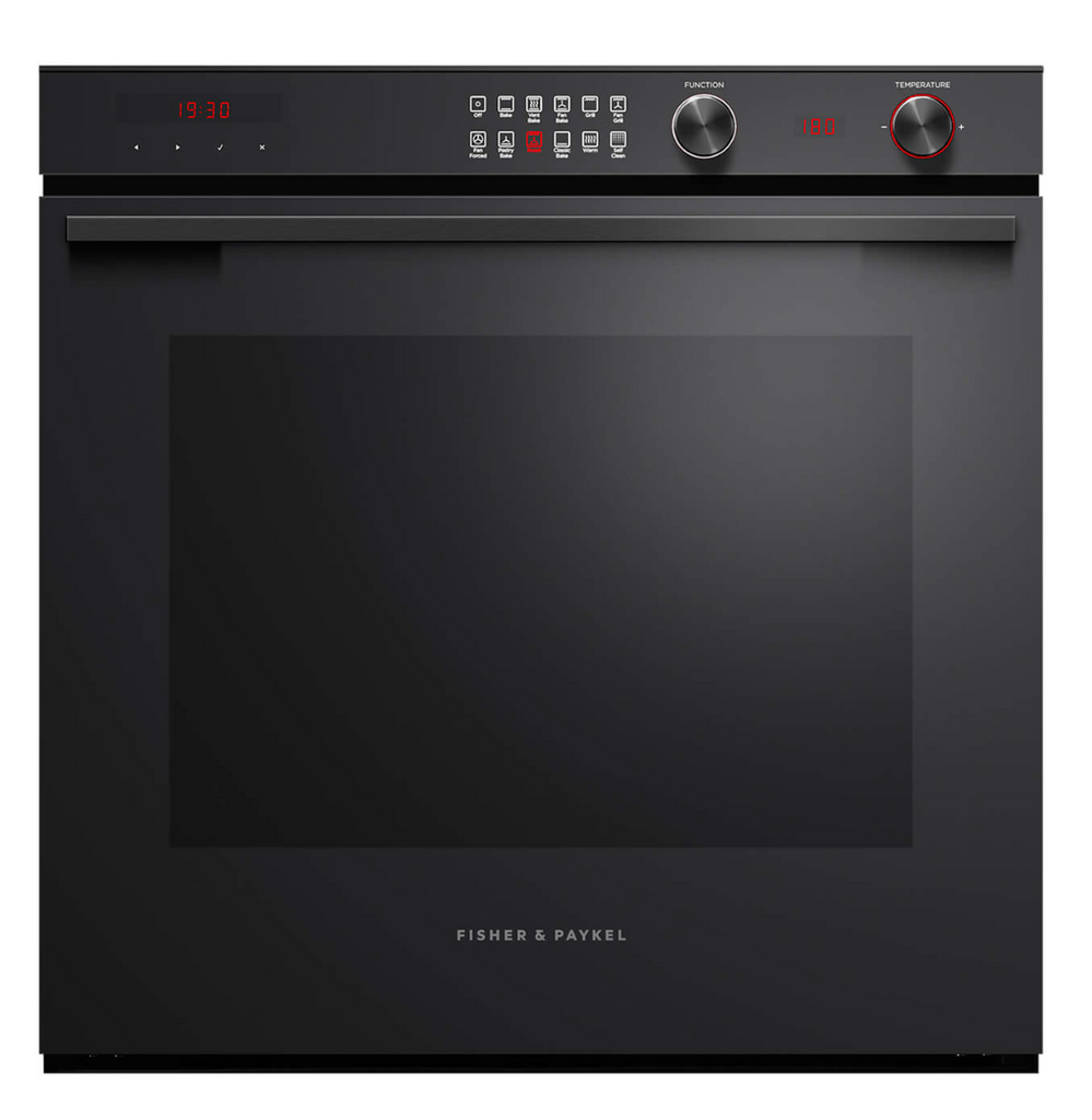 Fisher &Paykel 60cm Built-In Pyrolytic Oven 11 Functions