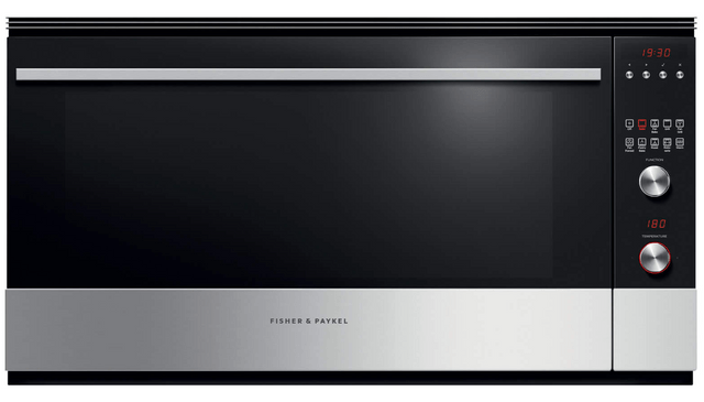 Fisher &Paykel 90cm Built In Oven 9 Function Commercial Only