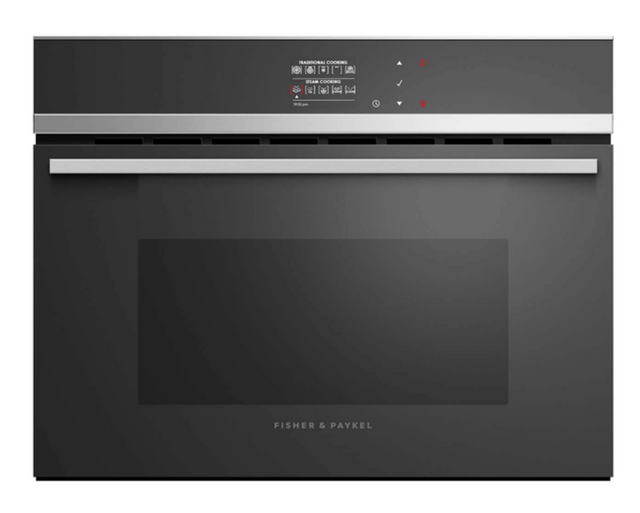 Fisher &Paykel 60cm Built-In Combination Steam Oven