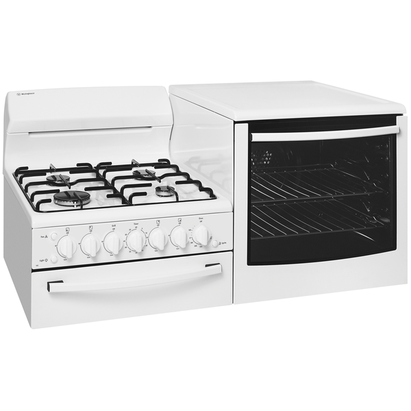 Westinghouse Freestanding Fan Cooker Sep Grill 4 Zone NG Right