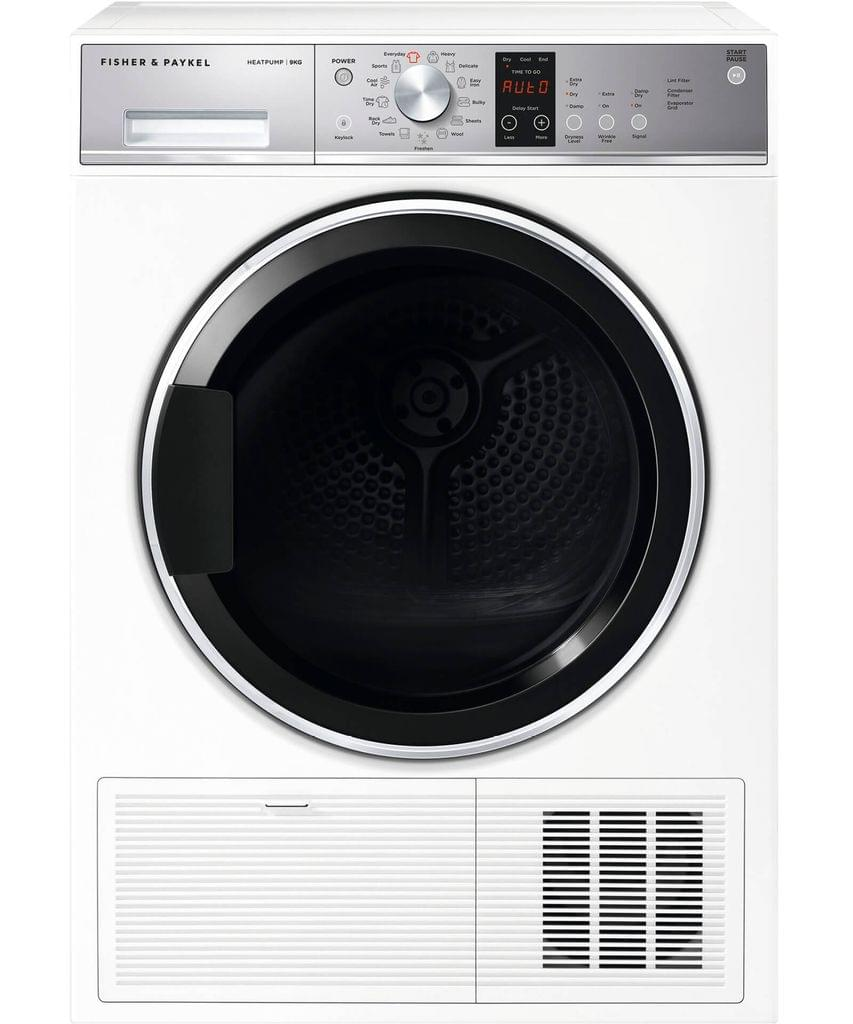 Fisher &Paykel 9Kg Heat Pump Condensing Dryer