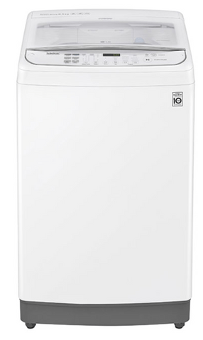 LG 6.5Kg Top Load Washing Machine Wht