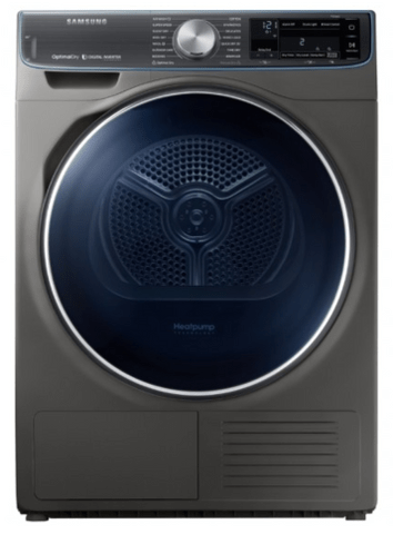 Samsung 9Kg Heat Pump Dryer 7* Energy Inox