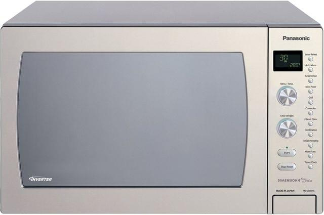 Panasonic 42 Litre Microwave Oven - Stainless Steel