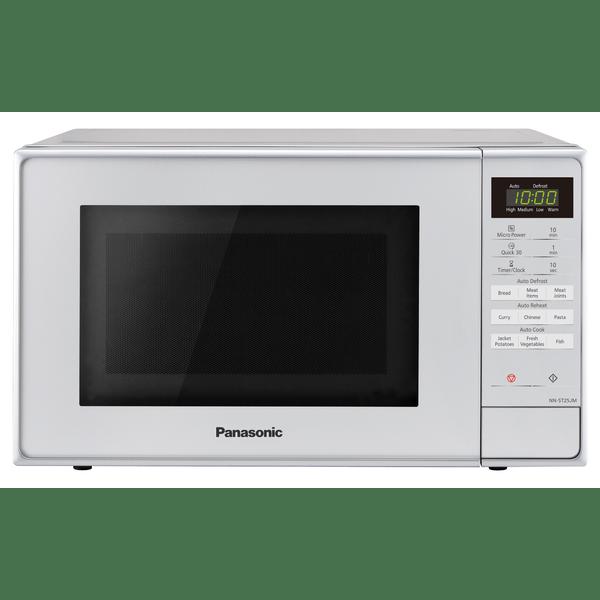 Panasonic 20L Compact Microwave Metro Silver