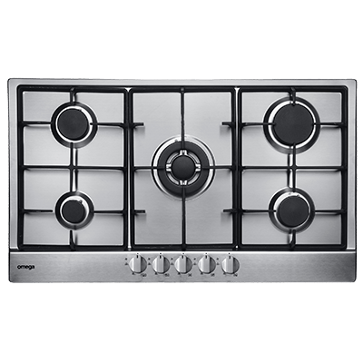 Omega 90cm Gas Cooktop