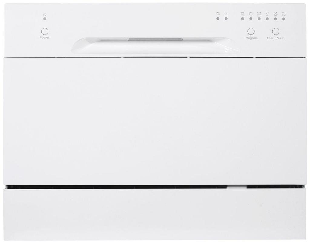 Omega 55cm Compact Dishwasher - Bench Top or Built-In