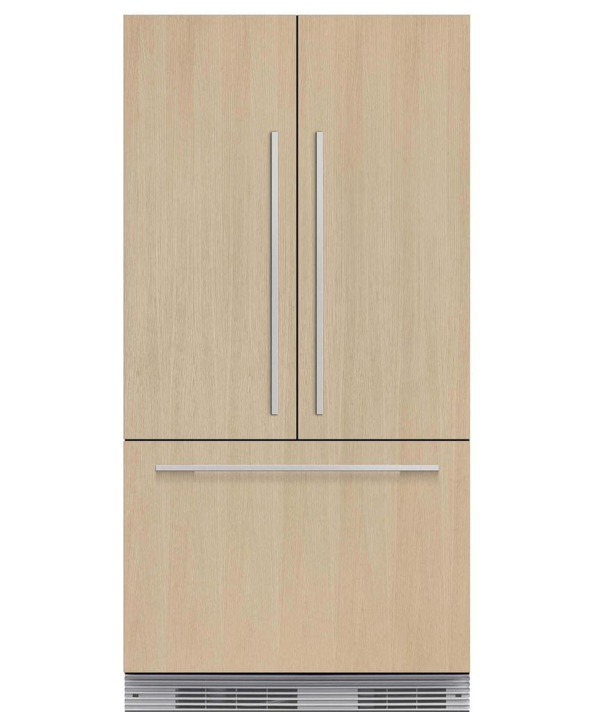Fisher &Paykel 900mm French Door Slide-in Panel Ready Fridge