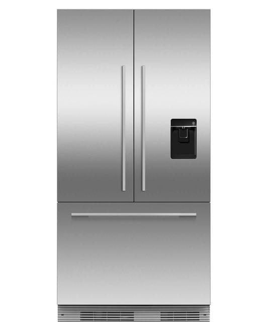 Fisher &Paykel 90cm Slide-in Fridge Cabinet W/- Ice & water