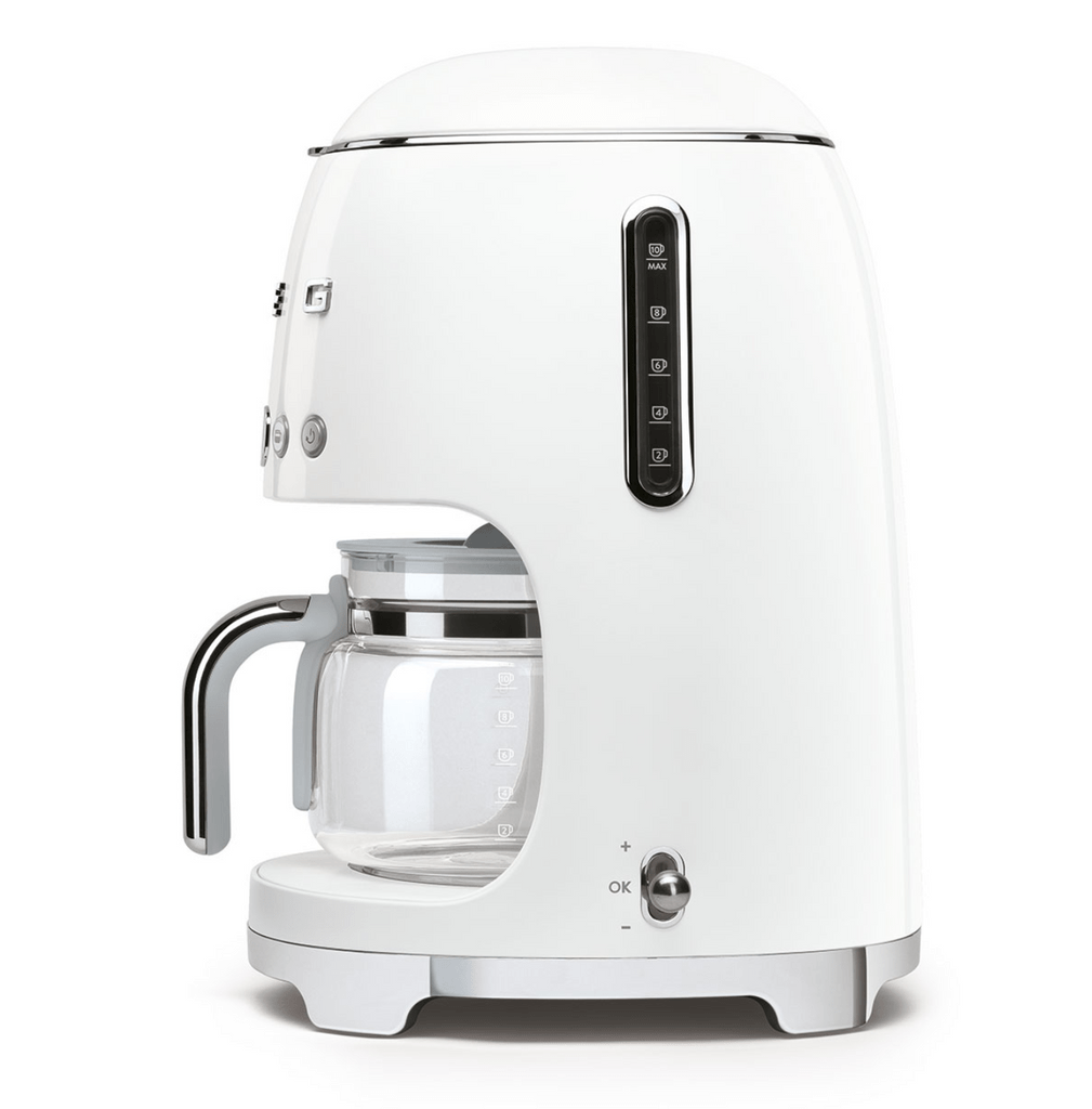 SMEG Drip Filter Coffee Machine - White