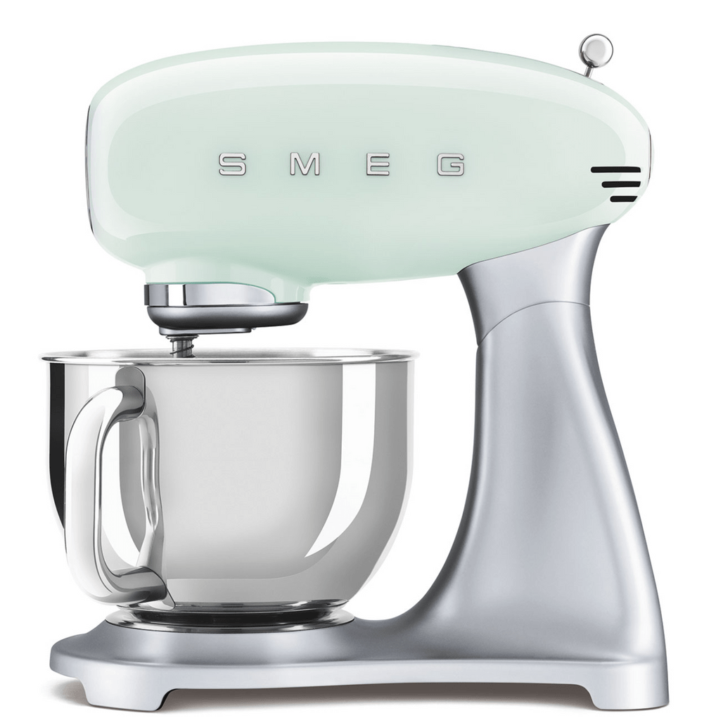 SMEG 4.8L Top Colour Electric Stand Mixer  - Pastel Green