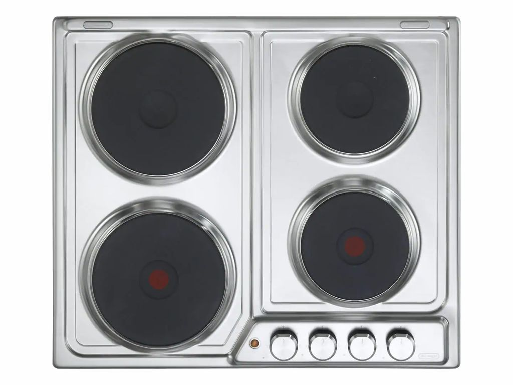 DeLonghi 60cm Commercial MKA Ego Cooktop 4 Zone