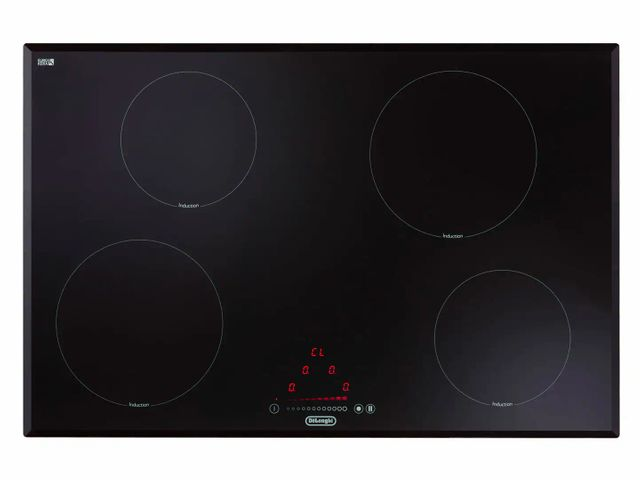 DeLonghi 80cm 4 Zone Induction Cooktop