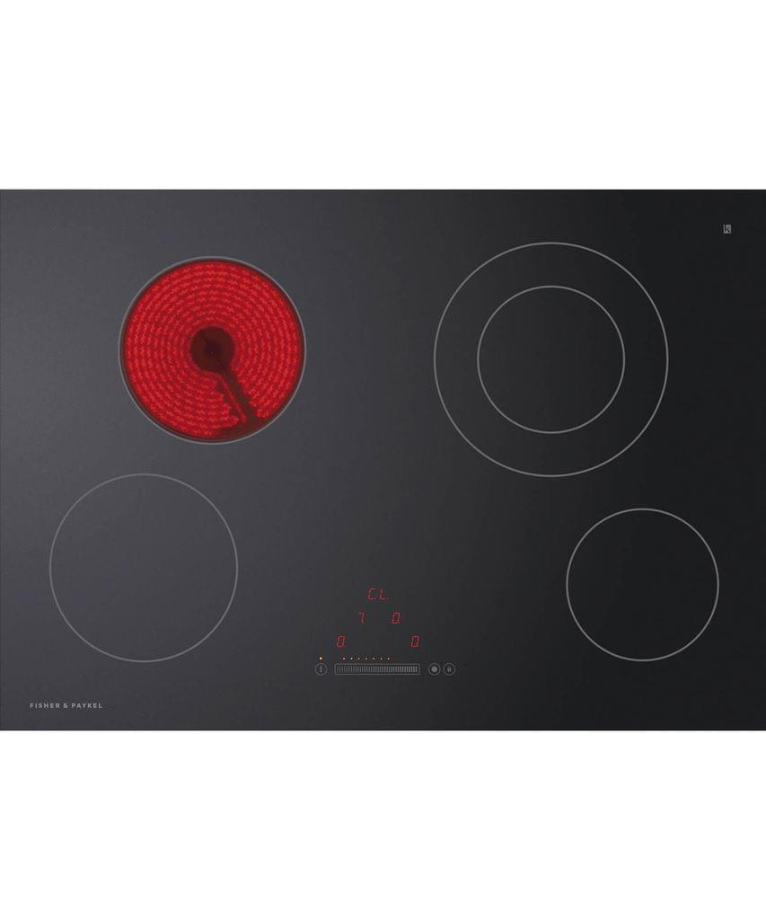 Fisher &Paykel 75cm Touch & Slide Ceramic Cooktop Frameless