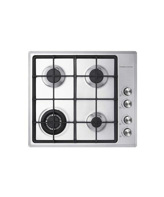 Fisher &Paykel 60cm 4 Burner Gas Cooktop NG only