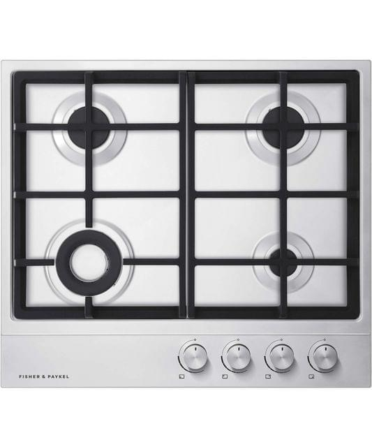 Fisher &Paykel 60cm 4 Burner Gas Cooktop F/Failure