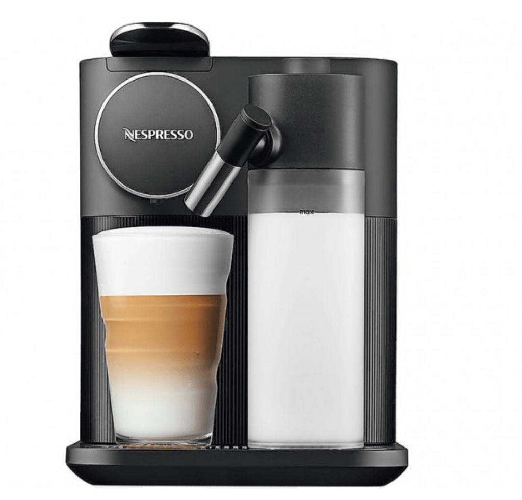 Nespresso Lattissima Touch Coffee Machine + Bonus Glasses