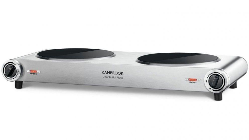 Kambrook Portable Double Ceramic Hot Plate