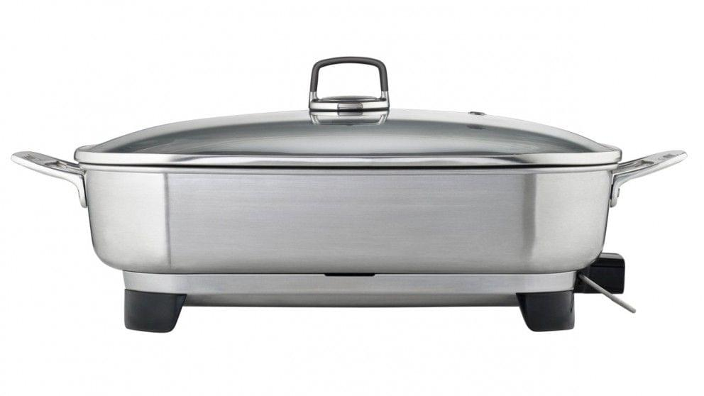 Sunbeam Ellise Stainless Steel Banquet Frypan