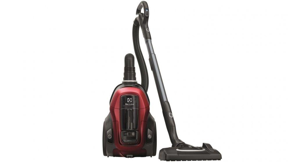 Electrolux Pure C9 Animal Bagless Vacuum - Chili Red