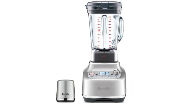 Berville the Super Q and Vac Q Blender and Vacuum Pump