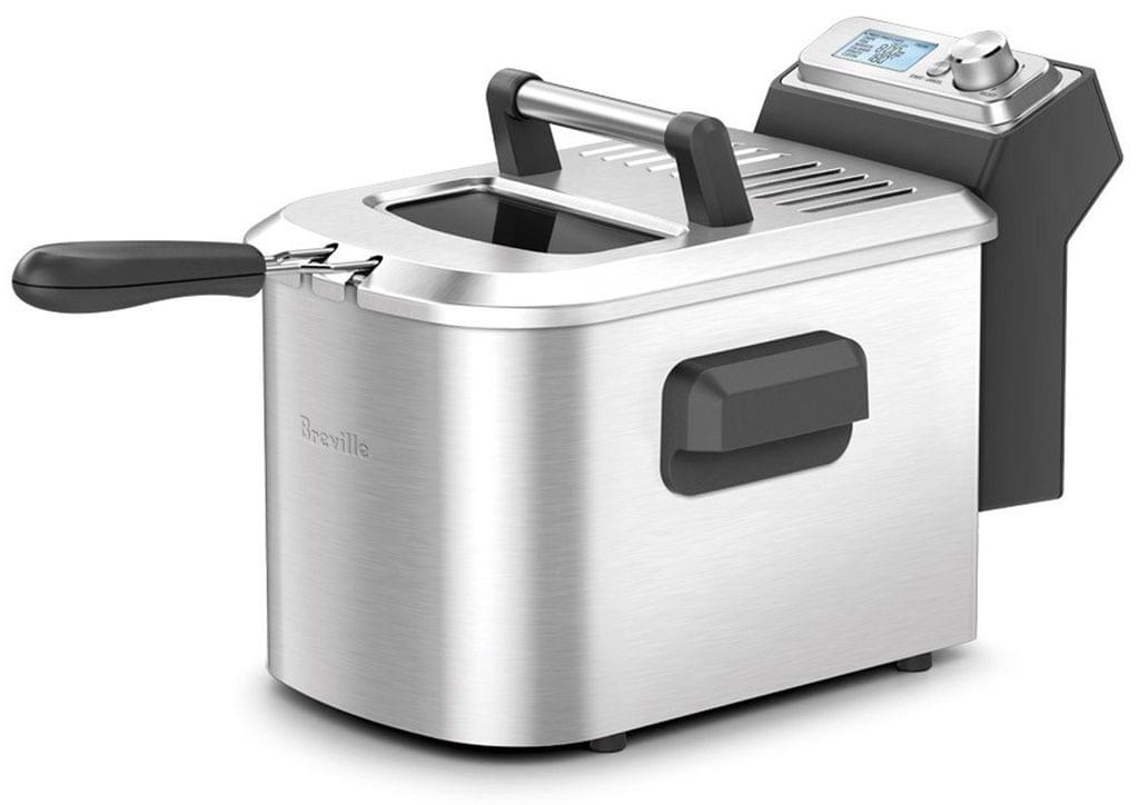 Breville the Smart Fryer - Brushed Stainless Steel