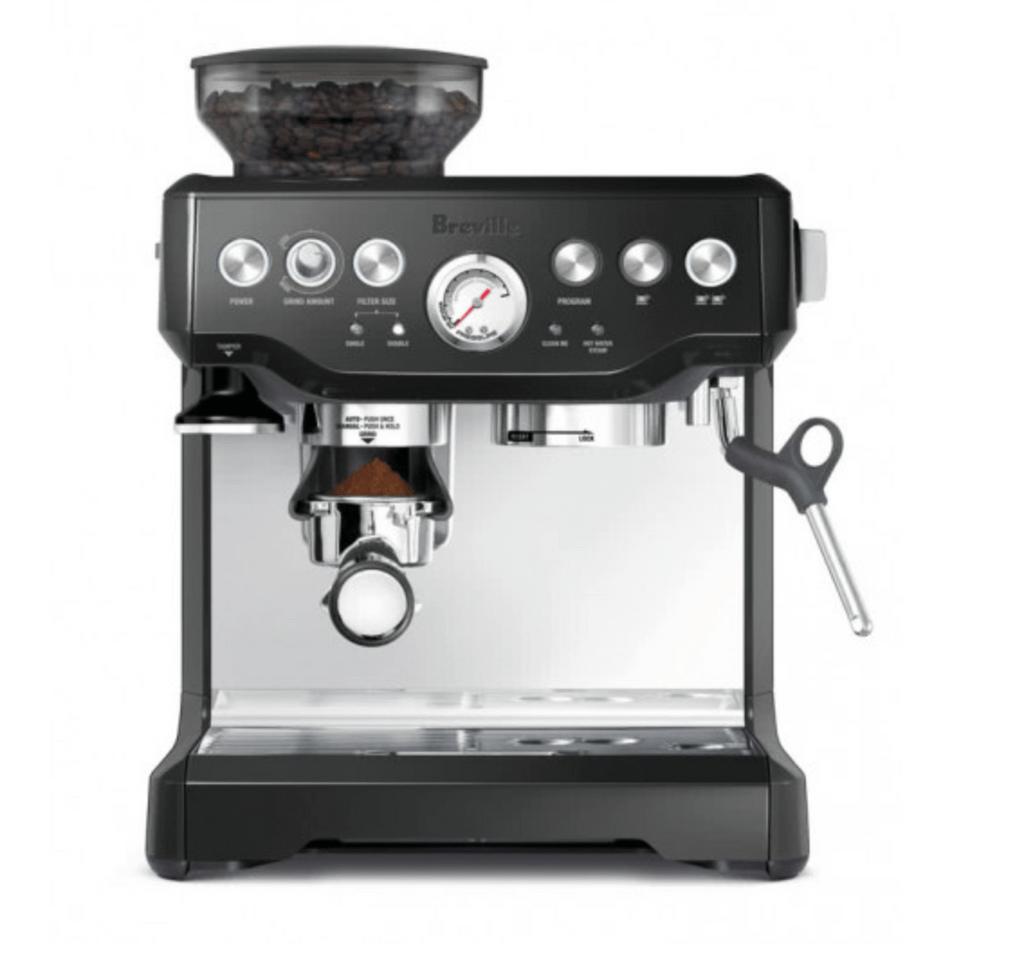 Breville The Barista Express Coffee Machine - Black Sesame
