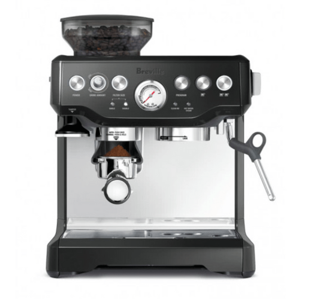 Breville The Barista Express Coffee Machine - Black Sesame