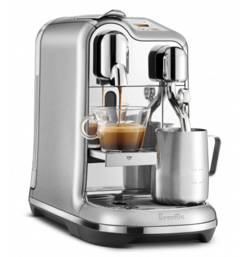Breville Creatista Pro Coffee Machine