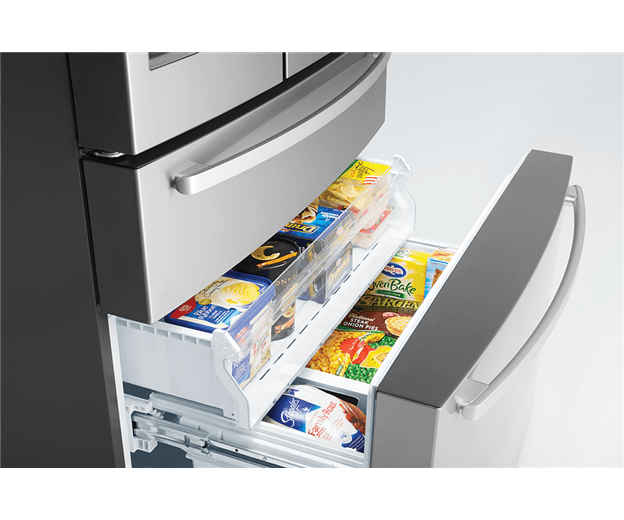 Westinghouse 687L French Door Fridge Ice & Water