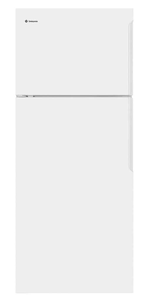 Westinghouse 460L Top Mount Refrigerator 4*Energy LHH White