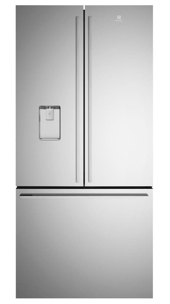 Electrolux 524L French Door Refrigeration Ice & Water S/S