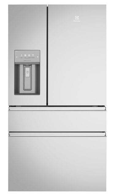 Electrolux 681L Connected French Door Fridge S/S