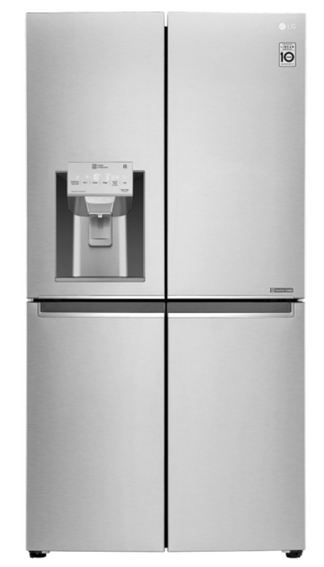 LG 708L French Door Fridge w/ Ice and Water Plumbed