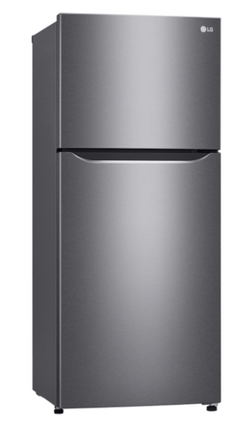 LG 427L Top Mount Refrigerator Dark Graphite