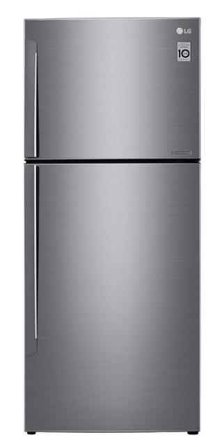 LG 441L Top Mount Refrigerator - S/S RHH