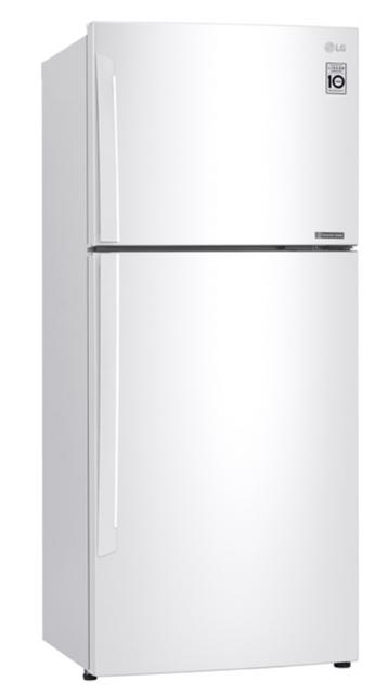 LG 441L Top Mount Refrigerator - White RHH