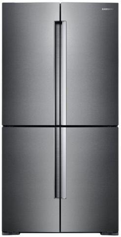 Samsung 714L French Door Fridge Black S/S