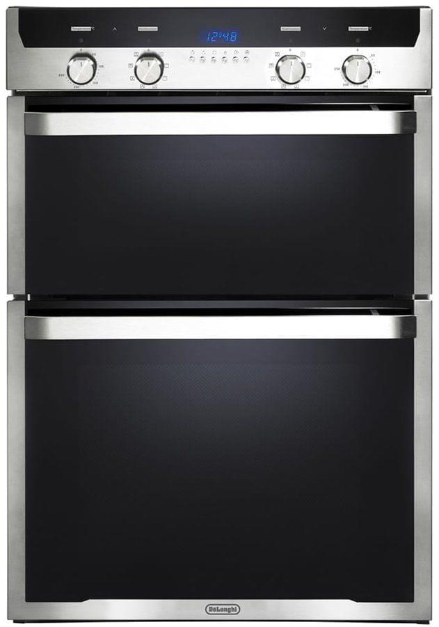 DeLonghi 60cm Built-In Double Oven