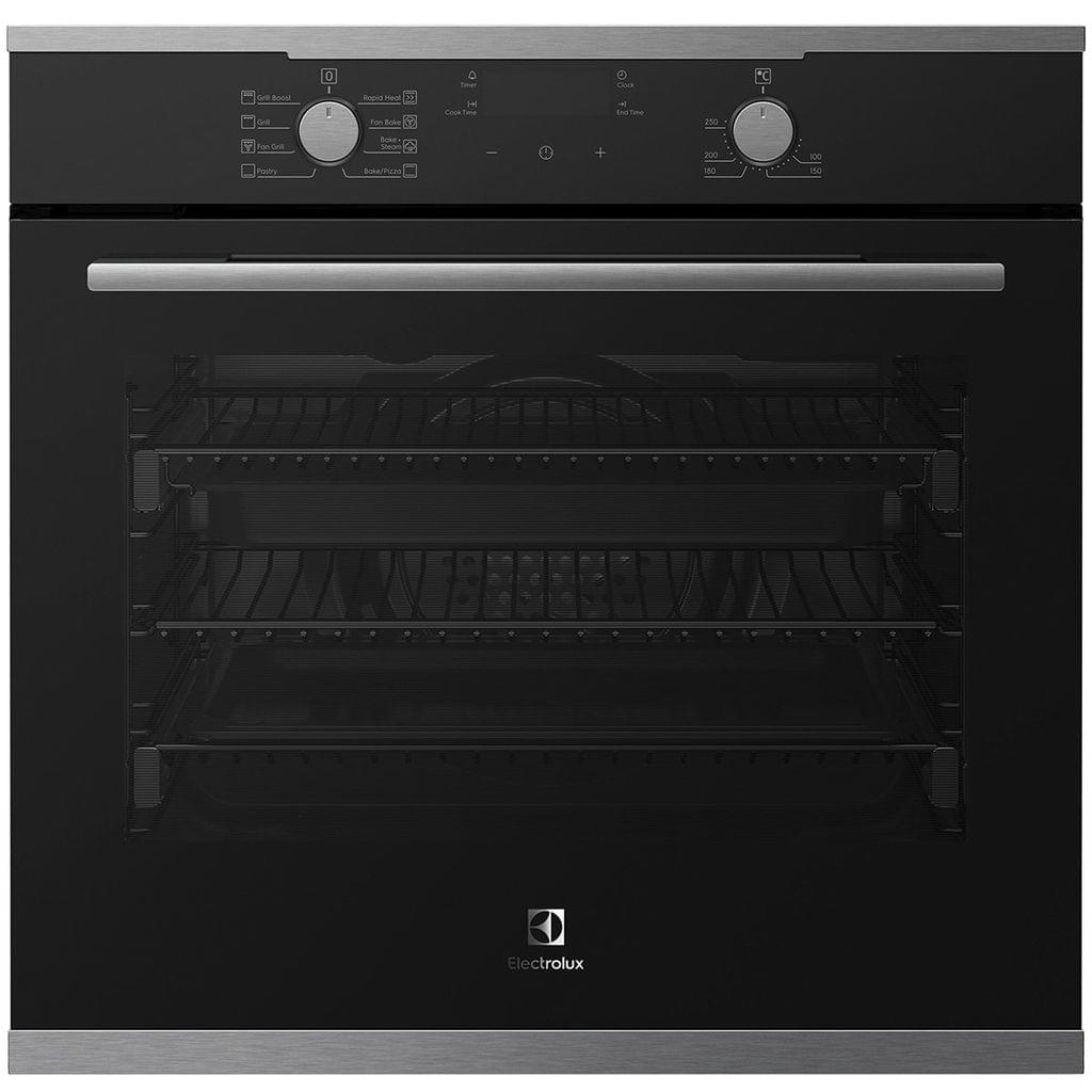 Electrolux 60cm Electric Oven 8 Functions + Steam S/S