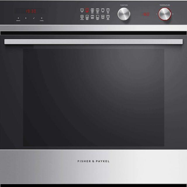 Fisher &Paykel 60cm Built In Pyrolytic Oven