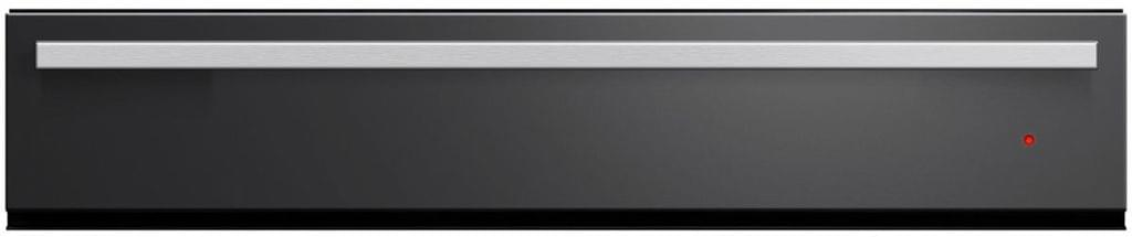 Fisher &Paykel 60cm Warmer Drawer Touch Control Black Glass