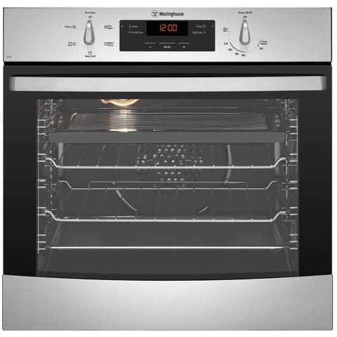 Westinghouse 60cm 5 Function Oven Programmable Knob Control