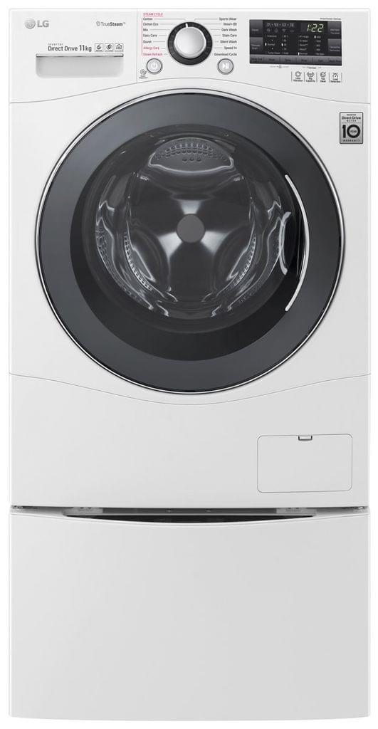 LG 11Kg Front Load Washer 2Kg Mini Washer