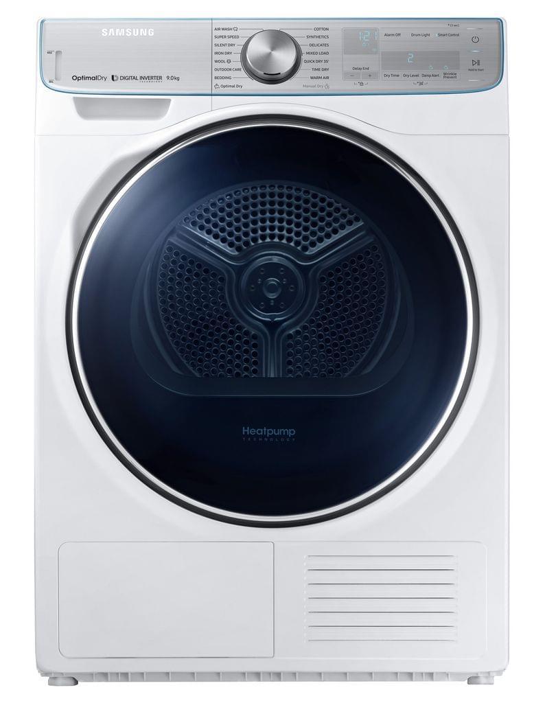 Samsung 9Kg heat Pump Dryer White
