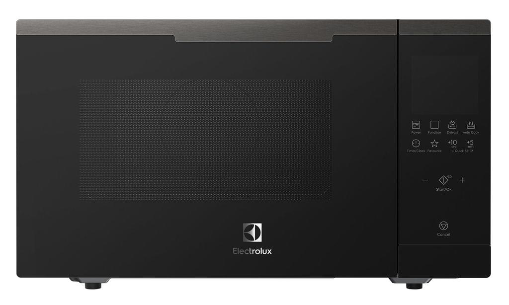 Electrolux 25L Freestanding Combination Microwave Dark S/S