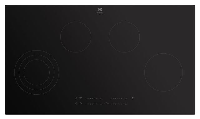 Electrolux 90cm 4 Zone Ceramic Cooktop Touch Control