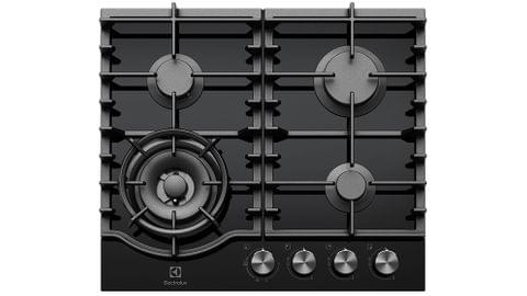 Electrolux 60cm Black Ceramic Glass Cooktop
