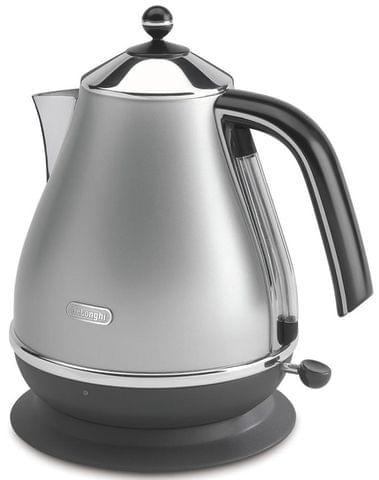 DeLonghi Icona kettle - Silver